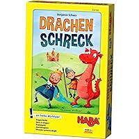 HABA-304160-Drachenschreck-lustiges-Wrfelspiel-in-zwei-Schwierigkeitsstufen-fr-2-4-Spieler-von-4-bis-99-Jahren
