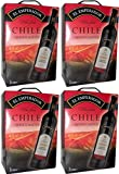 4-x-EL-EMPERADOR-CABERNET-CARMENERE-CHILE-Bag-in-Box-3l-Incl-Goodie-von-Flensburger-Handel