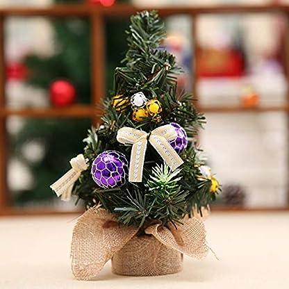 Kreative-Weihnachtsbaum-Tisch-Ornament-Urlaub-Mini-Knstliche-Bume-Weihnachtsschmuck-Lieferungen-Fr-Home-Store-lila