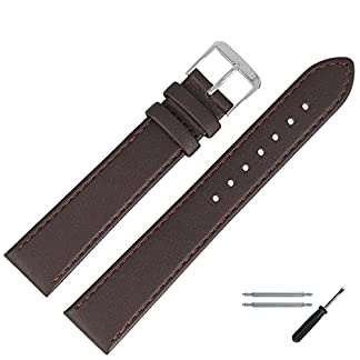 MARBURGER-Uhrenarmband-20mm-Leder-75920