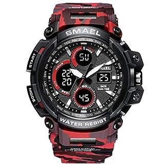 UINGKID-Collection-Unisex-Armbanduhr-Herren-Uhren-Ultra-Dnne-SMAEL-Herren-Sportuhr-Dual-Analog-LED-Armbanduhr-mit-Digitalanzeige