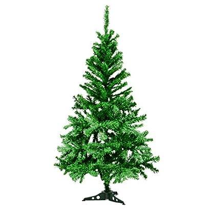knstlicher-Weihnachtsbaum-grn-mit-Stnder-Christbaum-Tannenbaum-150-cm-412-Spitzen-Nadel-Baum-Weihnachtsdeko-Weihnachtstanne-Xmas