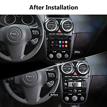 eonon-Android-8-Indash-Car-Digital-Audio-Video-Stereo-Autoradio-178-cm-LCD-Touchscreen-CD-DVD-GPS-Bluetooth-FM-AM-RDS-USB-SD-DAB-WiFi-Headunit-passen-fit-Opel-Vauxhall-Corsa-Vectra-Astra-GA9156A