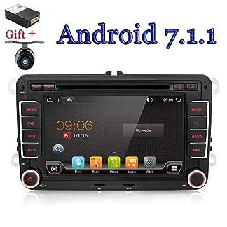 Navigationsgert-DVD-Player-mit-Kamera-CANBUS-178-cm-2-DIN-Android-60-Quad-Core-Touchscreen-untersttzt-Mirrorlink-OBD2-Subwoofer-RDS-Bluetooth