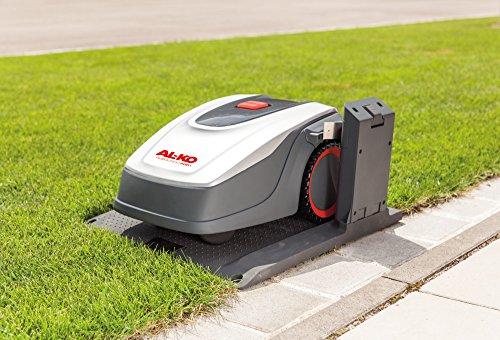AL-KO-Mhroboter-Robolinho-500-I-20-cm-Schnittbreite-20-V225-Ah-Li-Ion-Akku-fr-Rasenflchen-bis-500-m-Steigfhigkeit-bis-45-Schnitthhe-25-55-mm-Smart-Garden-Anbindung