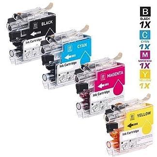 4-Schneider-Printware-Druckerpatronen-kompatibel-zu-LC-3219XL-LC-3217-fr-Brother-MFC-J5330DW-MFC-J5335DW-MFC-J5530DW-MFC-J5730DW-MFC-J5930DW-MFC-J6530DW-MFC-J6930DW-MFC-J6935DW