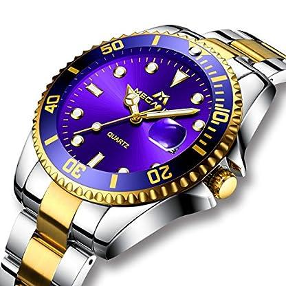 Herren-Uhren-Mnner-Wasserdicht-Luxus-Gold-Edelstahl-Gro-Armbanduhr-Sport-Business-Mode-Design-Kleid-Datum-Kalender-Analoge-Quarz-Schwer-Uhr