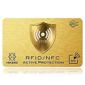 RFIDNFC-Karten-Schutz-Bankkarte-ohne-Kontakt-1-Suffit-Keine-Hllen-und-Hllen-die-Geldbrse-ist-vollstndig-geschtzt-Kreditkarte-Blaue-Karten-CB-Pass