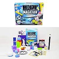 DRULINE-Kinder-Zaubertrick-Set-145-unglaubliche-Tricks