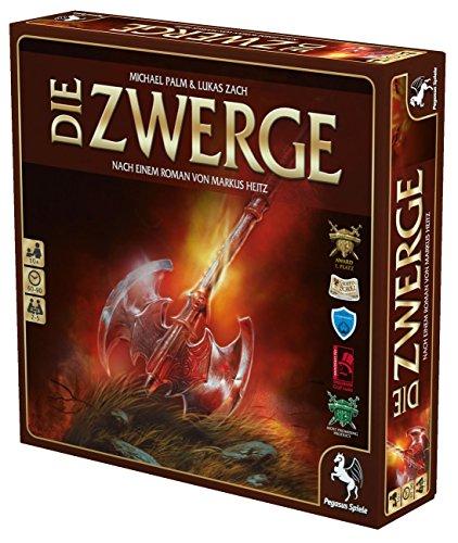 Pegasus-Spiele-51925G-Die-Zwerge