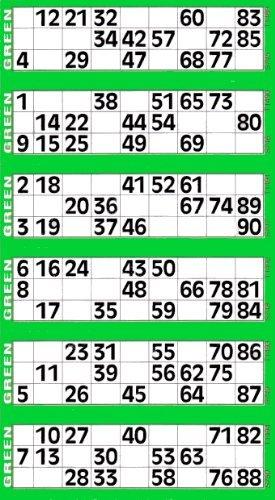 Bingosupermarket–Set-von-6-Tabellen-und-600-Bingo-Ticket-Riesen