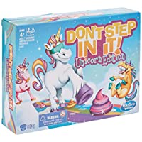 Games-Series-Dont-Step-in-it-Unicorn-Poop-Edition-E2645UC3-Mehrfarbig
