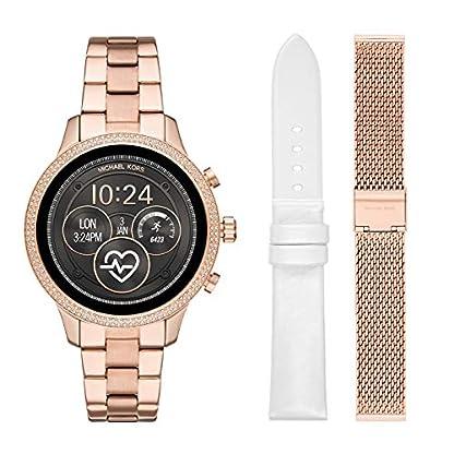 Michael-Kors-Access-Damen-Touchscreen-Smartwatch-Runway-MKT5060