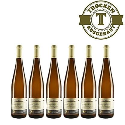 Weiwein-Weingut-Roland-Mees-Nahe-Riesling-Sptlese-Paradies-2015-trocken-6-x-075l-VERSANDKOSTENFREI