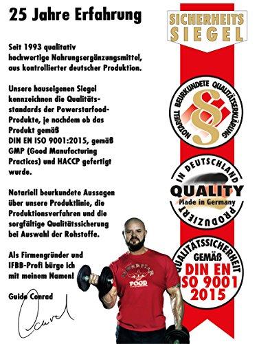 100% L-CITRULLIN-MALAT – PRE WORKOUT Aminosäure Pulver – extremer Pump bei unvergleichbarem Muskelgefühl – Dose 200g – Premiumqualität made in Germany