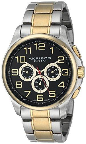 Akribos-XXIV-Armbanduhr