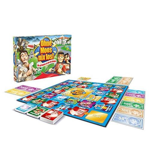 Hasbro-Spiele-00032398-Ohne-Moos-nix-los-Familienspiel