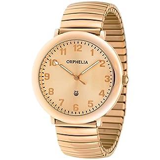 Orphelia-Damen-Armbanduhr-Time-keeper-Analog-Quarz-Edelstahl