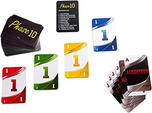 Mattel-Spiele-DNX30-Kartenspiele-Phase-10-Basis