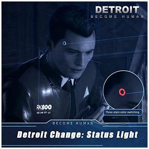 EisEyen-Drahtlose-LED-KopfleuchteDetroit-Become-Human-Stirnlampe-LED-Detroit-Menschen-Rollenspiel-Halloween-Dekoration-Cosplay-Kostm