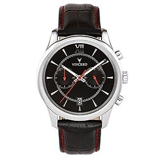 Vincero-Luxus-Bellwether-Herren-Armbanduhr-43mm-Chronograph-Uhr-Japanisches-Quarz-Uhrwerk