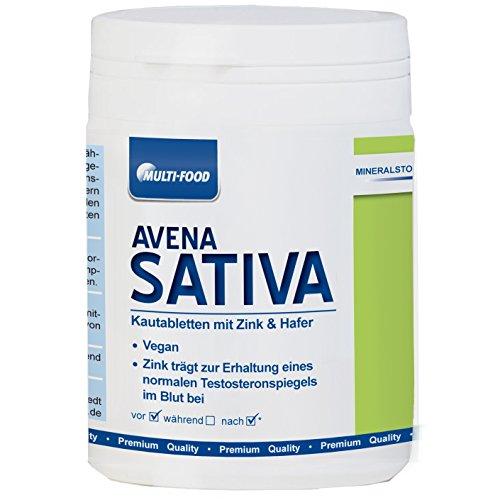 Avena Sativa – 100 Tabletten