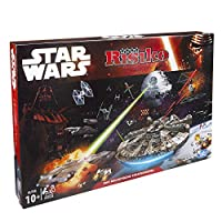 Hasbro-Spiele-B2355100-Star-Wars-Risiko-Strategiespiel