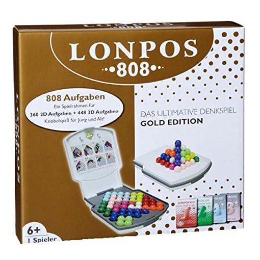 Lonpos-56115-Abstrakt-808-Spiel