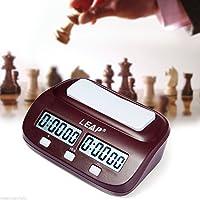 JZK-PQ9907-Digitale-Multifunktionsanzeige-Schachtimer-Schachuhr-Chess-Game-Clock-elektronisches-Brettspiel-fr-Zuhause-Turniere