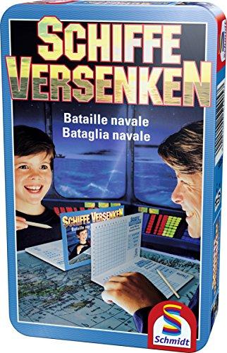 Schmidt-Spiele-Schiffe-versenken-Metalldose