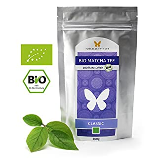 Bio-Matcha-Tee-CLASSIC-von-FLGELSCHWINGER-100-Matcha-ohne-Zustze-nach-traditioneller-Art-in-Steinmhlen-gemahlen-Matcha-Pulver-CN-BIO-140