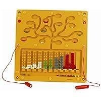Beleduc-23635-Wandspiel-Zahlenbaum