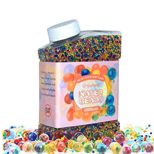 Wasser-Perlen-Rainbow-Mix-50000-Perlen-Wasser-Gel-Perlen-Jelly-Wasser-Growing-Blle-fr-Hochzeit-Vase-fillerr-Pflanzen-Craft-Party-HOME-Dekoration-Kids-Sensory-Toys