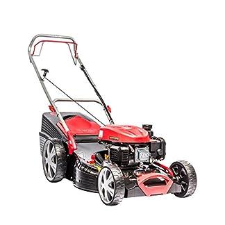 AL-KO-Benzinrasenmher-Classic-518-51-cm-Schnittbreite-21-kW-Motorleistung-Stahlblech-Gehuse-Schnitthhe-30-80-mm-fr-Flchen-bis-1800-m