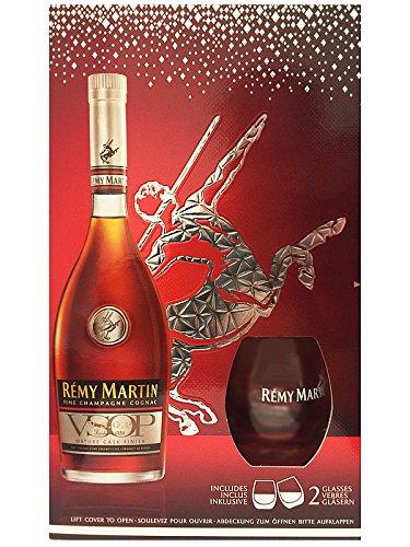 Remy-Martin-VSOP-Cognac-40-Vol-07-Liter-Geschenkpackung-inkl-2-Glser