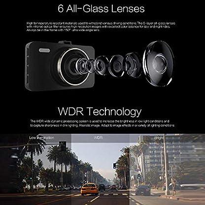 KIMISS-30inch-volles-HD-1080P-Auto-DVR-das-Recorder-Schlag-Nocken-Kamera-Videorecorder-G-Sensor-fhrt