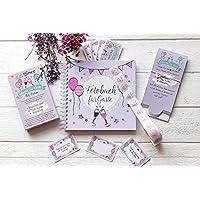 Fotospiel-snaPmee-Sparpaket-Party-mit-Kartenbox-Fotobuch-Deko-Stickern-10-Tischaufstellern
