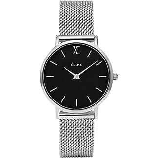 Cluse-Damen-Armbanduhr-Analog-Quarz-Edelstahl-CL30015