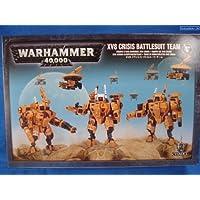 Warhammer-40000-XV8-Krisis-Kampfanzug-Team