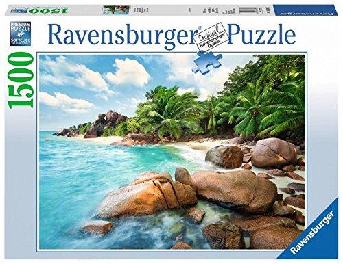 Ravensburger-Puzzle-16334-Traumhafter-Strand-Erwachsenenpuzzle