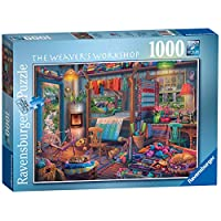 Ravensburger-14843-Weavers-Workshop-Puzzle-1000-Teile