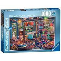 Ravensburger-14843-Weavers-Workshop-Puzzle-1000-Teile
