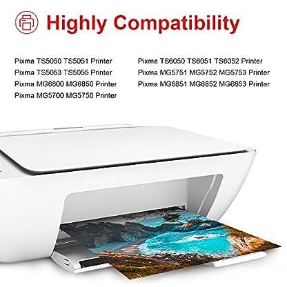 Uniwork-Kompatibel-fr-Canon-PGI-570-CLI-571-XL-Druckerpatronen