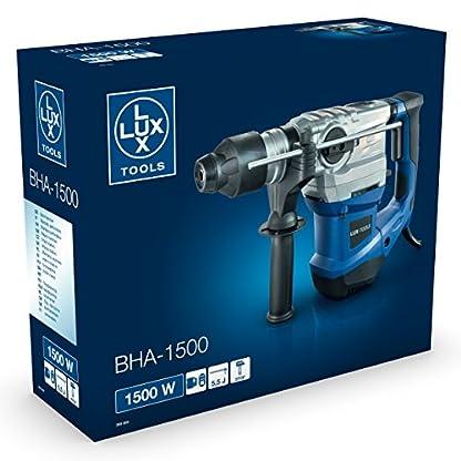 LUX-TOOLS-BHA-Bohrhammer-mit-SDS-Plus-Aufnahme-Tiefenanschlag-inkl-Koffer-230V-Meiel-Abbruchhammer-mit-regelbarer-Drehzahl