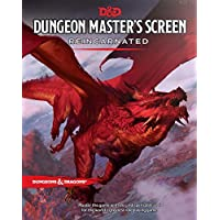 Dungeons-Dragons-C36870000-RPG-Masters-Screen-Reincarnated-Englisch-Spiel