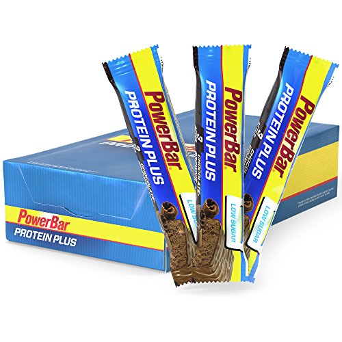 PowerBar Protein Plus Low Sugar (30x35g) Chocolate Brownie