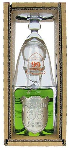 Absinth-66-Abtshof-Single-Set-66-Vol-02l-incl-Absinthlffel-glas