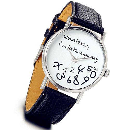 lancardo-Jungen-Mdchen-Handgelenk-Uhren-Quarz-Analog-Cartoon-Kinder-Nr-Fall-Lederband-Armbanduhr-schwarz