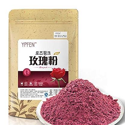100g-022LB-Rose-Teerosen-organischen-Teeschablonenpuders-bleichen-Krutertee-duftender-Tee-Blumentee-Botanischer-Tee-Krutertee-Grner-Tee-Roher-Tee-Blumentee-chinesischer-Tee