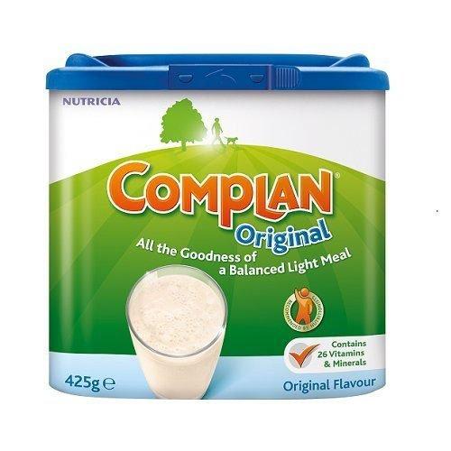 COMPLAN Nutritious Vitamin Rich Drink Original Flavour, 499 g